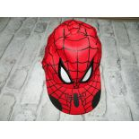 Козирка Spiderman 86-98 см.