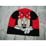 Плетена шапка с minnie MOUSE Disney 98-104 см.